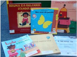 IC feira livros